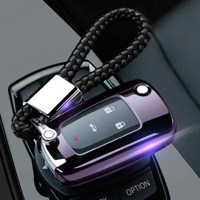 适用于别克英朗钥匙包 套君越君威汽车钥匙壳扣GT昂科拉GL8新XT男