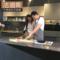 法迪奥304不锈钢橱柜整体定制不锈钢台面厨柜厨房定做简约现代