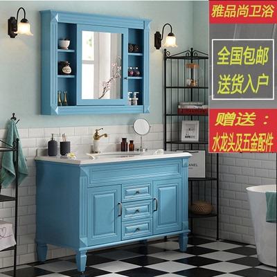 卫生间洗脸池欧式