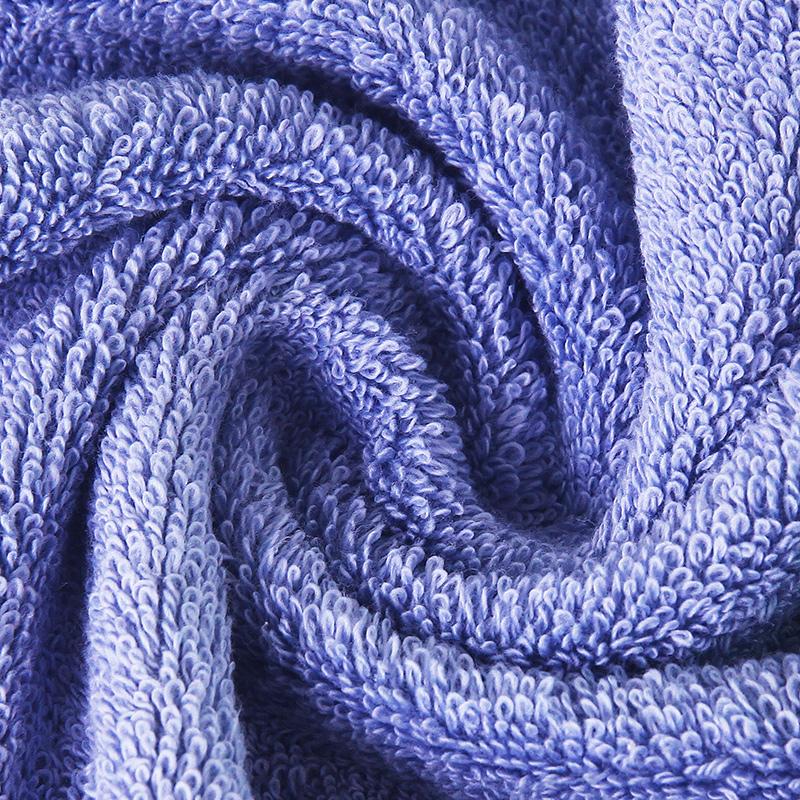 3条装金号毛巾纯棉洗脸家用面巾成人男女全棉加厚柔软吸水擦脸巾