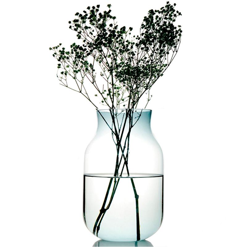 客厅摆设大花瓶