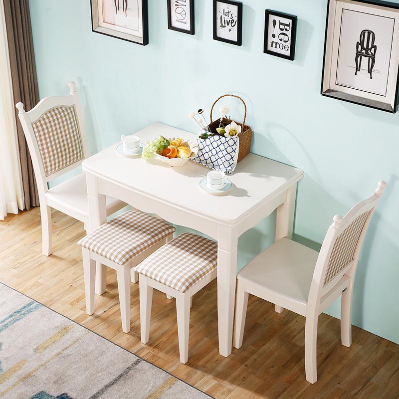 白色桌子创意