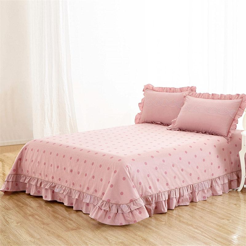 公主床单单人床