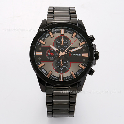 SPORT MILITARY STYLE WRIST WATCH for MEN SWISS ARMY 手表年货节