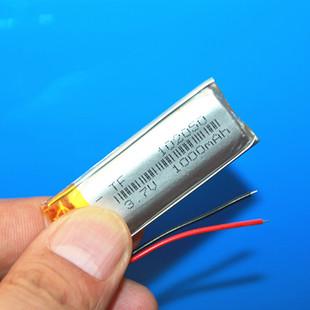 麦克风3.7v锂电池导航仪WIFI无线102050神麦通用充电1000mAh包邮
