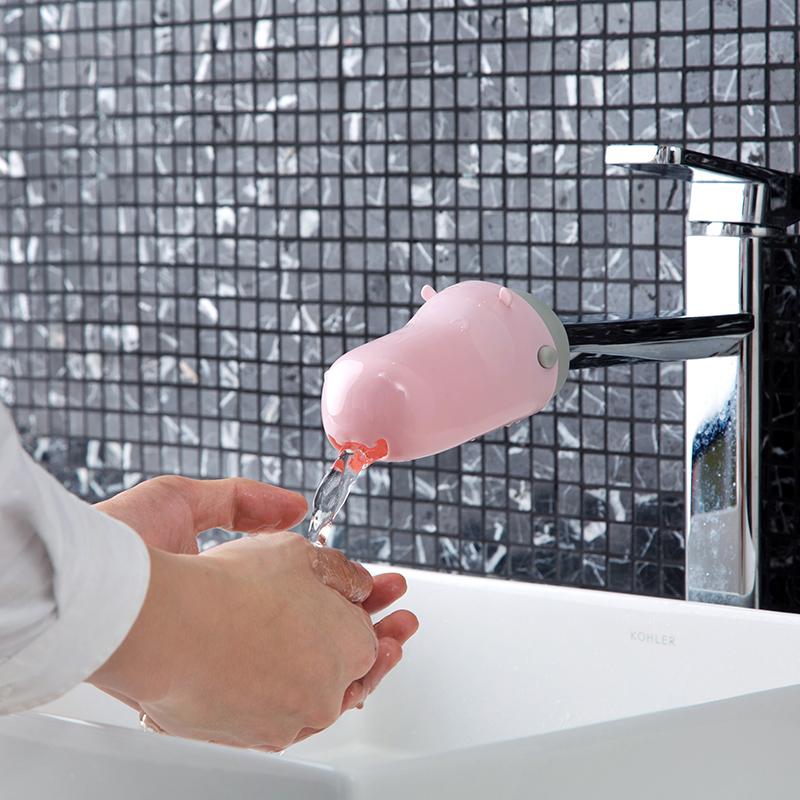 家用水龙头延伸防溅头宝宝延长器 儿童加长接水洗手器延长引水器