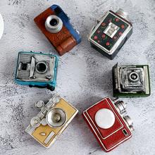 美式照相機復古裝飾品小擺件 歐式懷舊田園客廳送男生生日禮物