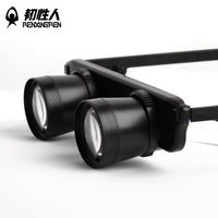 Fishing telescope high-definition drifting near ultra clear fishing special mirror light glasses-style concert night vision glasses