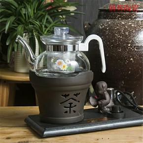 陶瓷电热水壶茶具随手泡烧水壶煮茶器黑茶紫砂功夫茶炉电茶壶