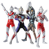 Wan dai ultraman hand SHF mobile Jed obe heavy light form salted egg superman in the early generation zofisowen