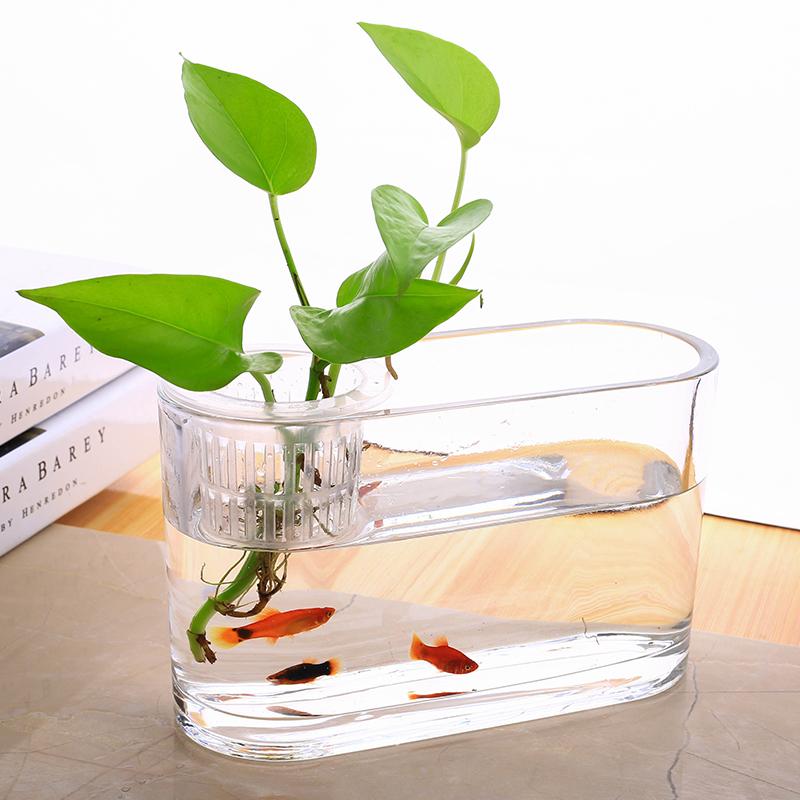 长方形玻璃容器