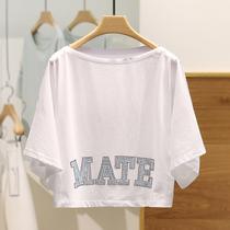S系列●宽松大码流行上衣学生韩版T恤潮2019夏装新款品牌折扣女装