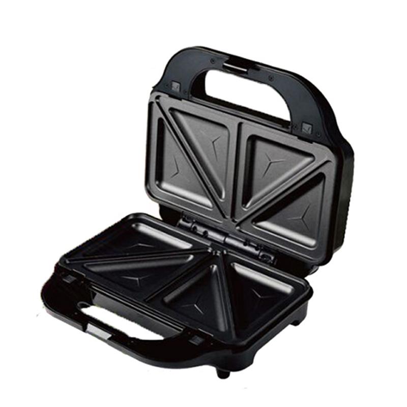 米凡欧斯家用全自动多功能三明治机早餐机帕尼尼机三文治华夫饼机