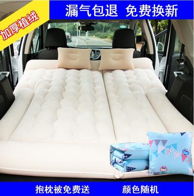 车载充气床汽车车中后排车震床垫越野SUV旅行床气垫床车用植绒床销量排行