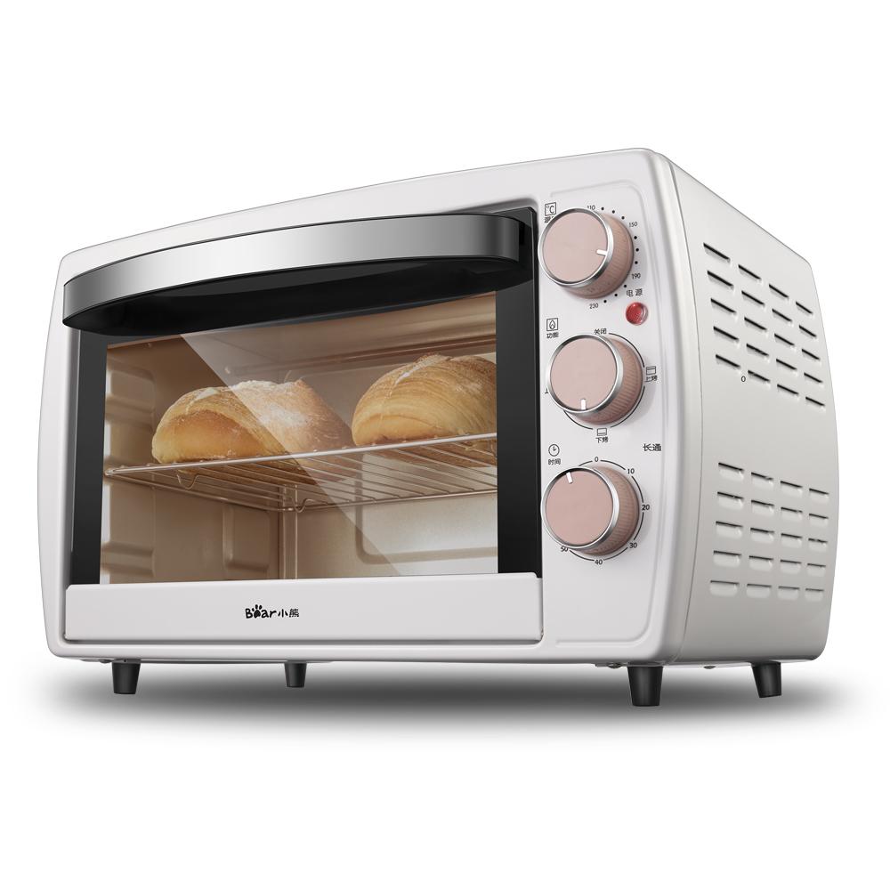 电烤箱DKX-B20E120升烘焙大容量Bear小熊