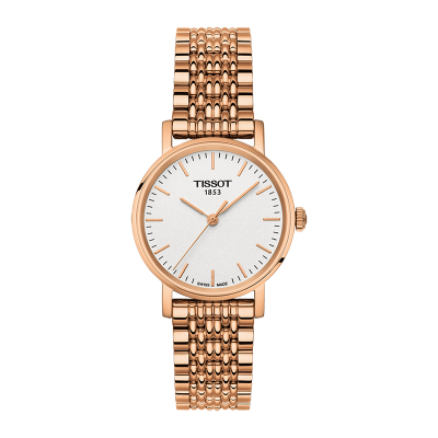 瑞士天梭TISSOT 魅时手表超薄石英女士手表T109.210.33.031.00使用感受