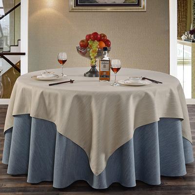 餐桌布纯色新款推荐
