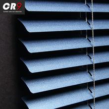 CR9鋁合金百葉窗簾卷簾遮光 家用升降辦公室防水浴室衛生間免打孔