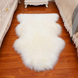 Australia whole wool skin carpet home upholstery sofa cushion living room bedroom leather pure wool Nordic carpet