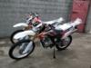 华洋125越野摩托车