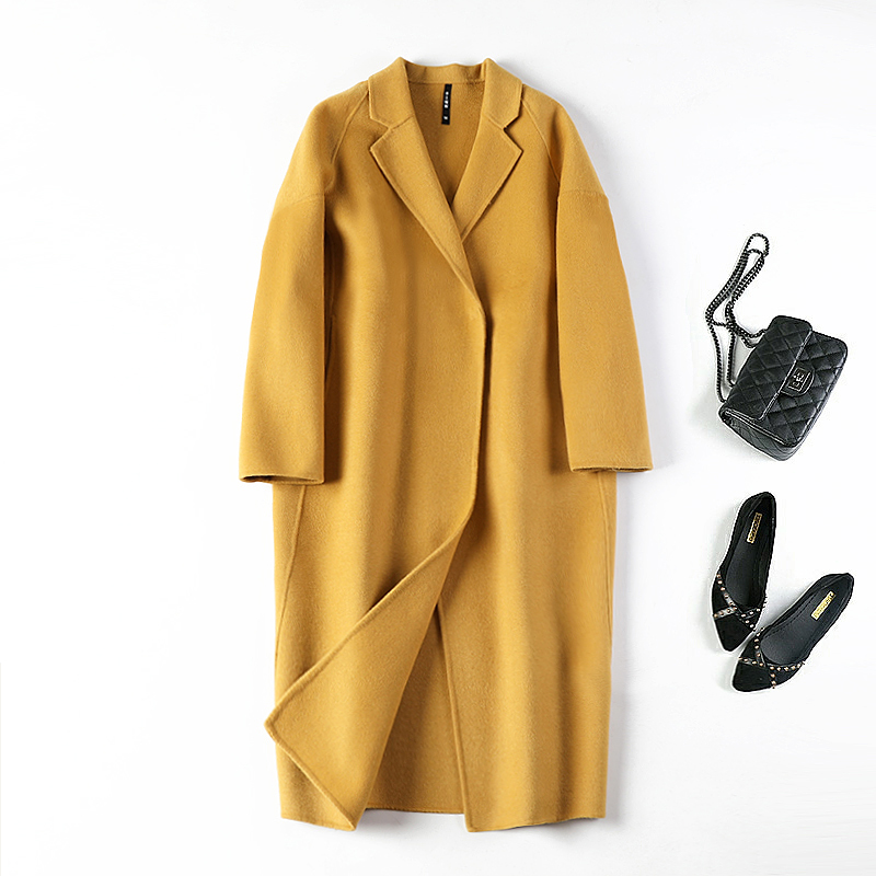 Женские шерстяные пальто Артикул 594545285856