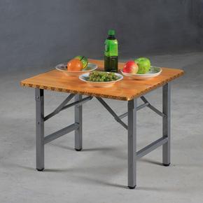 家用小户型小饭桌方桌吃饭桌可折叠桌子折叠餐桌正方形简易四方桌