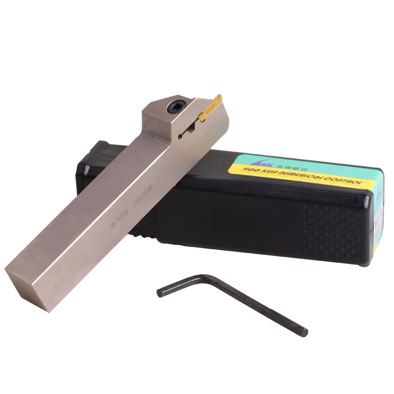 浩坤切槽反刀杆20 数控数控切断车刀杆数控切槽反车刀杆MGEHL2020