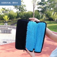 Thickened absorbent waterproof storage bag Umbrella cover Umbrella bag Car can be hung and stored umbrella cover lengthened