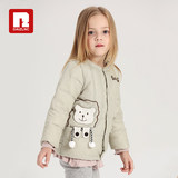 Daisy children down inner bile boy and girl short light down inner bile boy baby autumn down warm coat