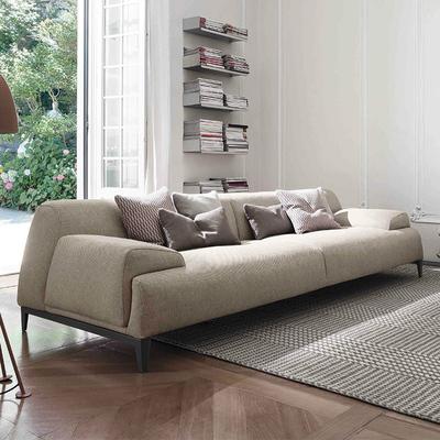 现代风格沙发三人2018新款