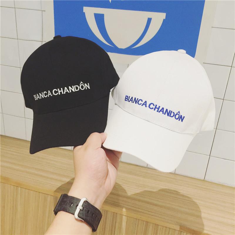 英文潮流帽子