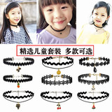 Children's Necklace Necklace Necklace Necklace Necklace Necklace Korean version female student Choker short girl neck jewelry