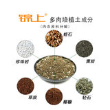 Multi-soil soil wholesale cultivation nutrient soil professional formula medium succulent planting soil nursery soil specials