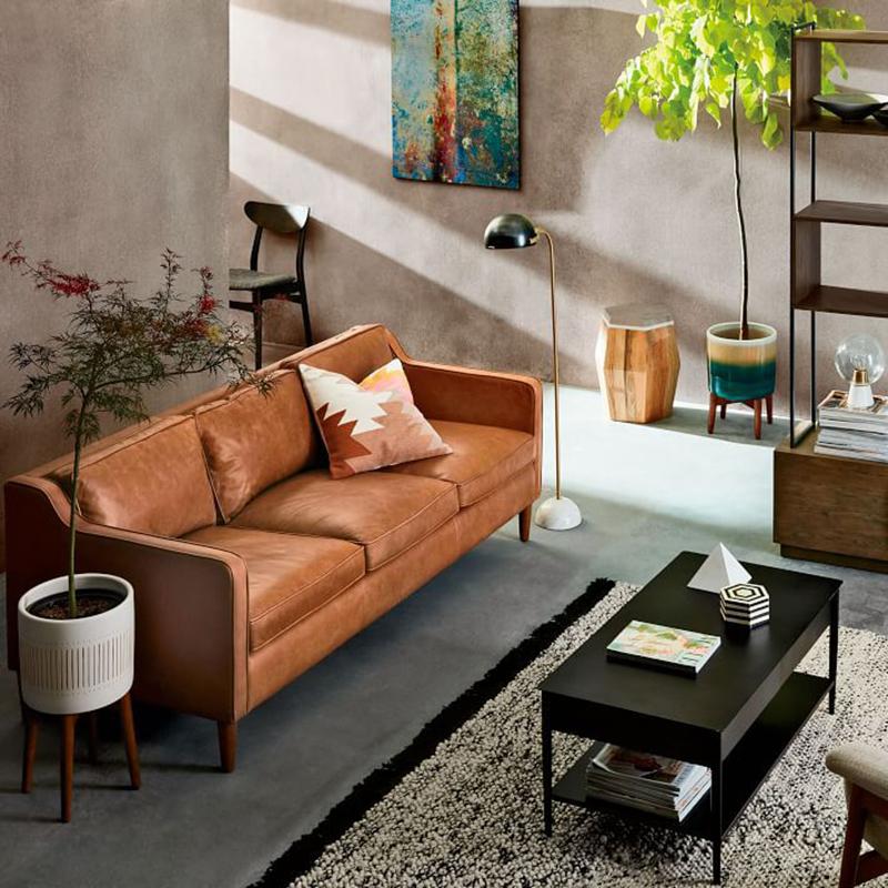 美式家具沙发皮艺