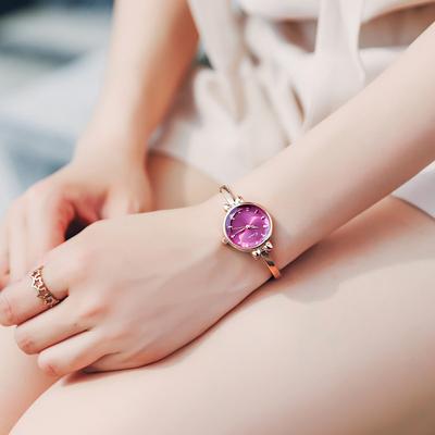 手镯式女士手表