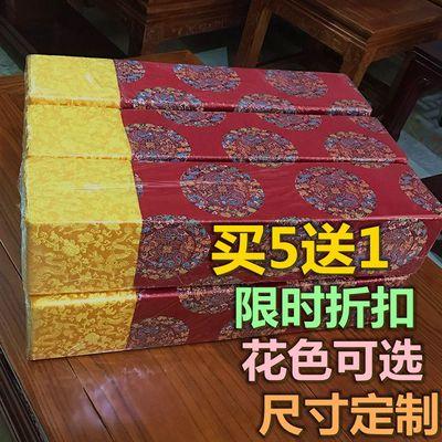 中式实木红木沙发靠垫抱枕中国风罗汉床扶手枕腰枕仿古长方形方枕