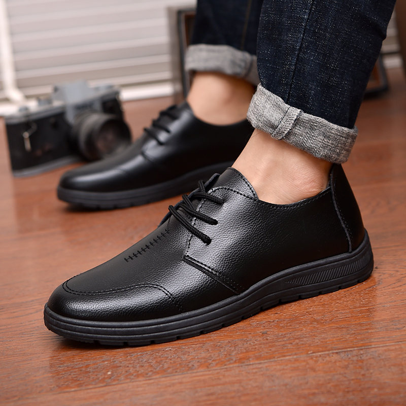 春秋商务低帮鞋