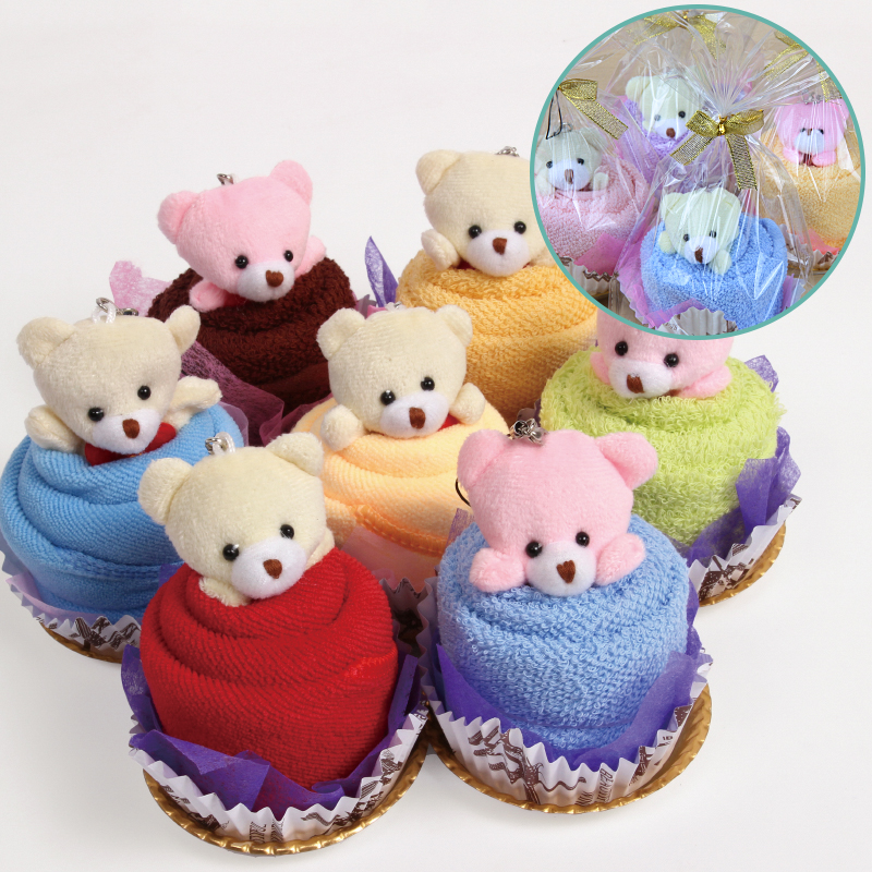 Creative Cute Marriage Gifts Birthday Gifts Kids Gifts Wholesale Cotton Towels