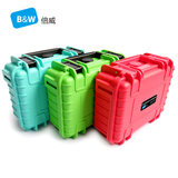 Germany beway home safety protection box digital camera watch moisture proof box uav storage box type500