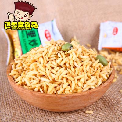 散称散装泰国炒米500g儿童膨化多味香脆炒货休闲零食品独立小包装