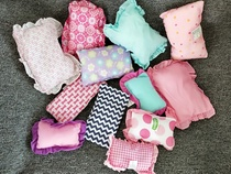 Mi Lu xiaomailuo doll American Girl salon doll toy puppy accessories bed linen bed mattress pillow