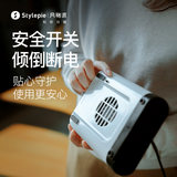 Style-school heater portable home energy-saving creative electric heater small mini desktop speed heating fan