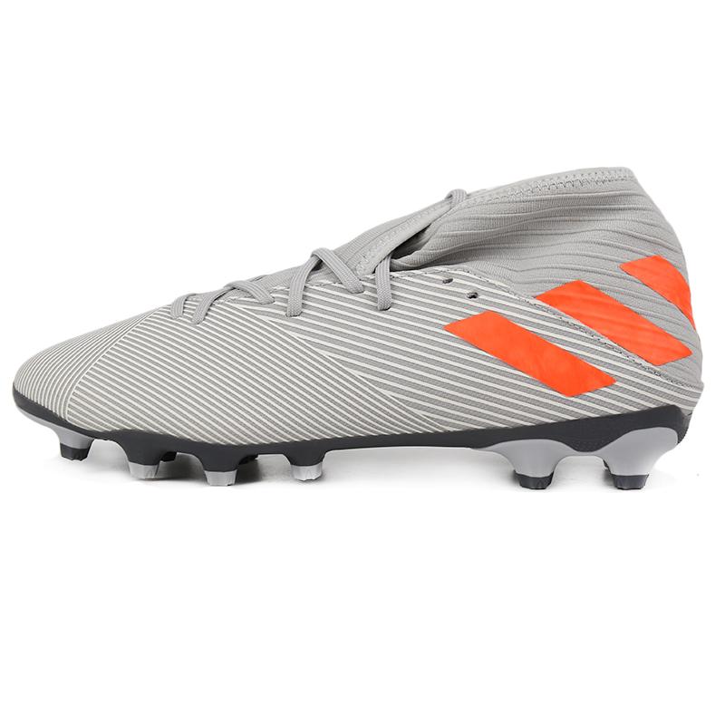 Adidas阿迪达斯男鞋2020春季新款运动鞋MG胶质短钉足球鞋EF8859