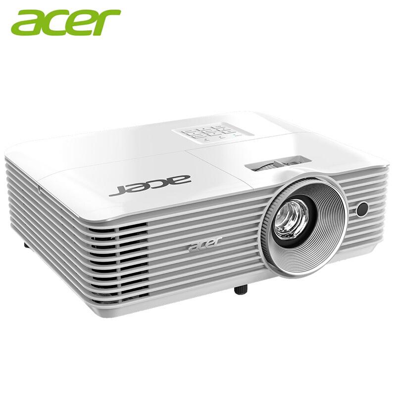 宏碁(ACER)商务办公3600流明高亮蓝光3D住商用家用投影机V16S