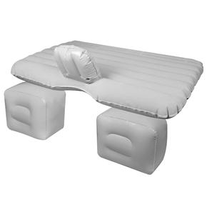 汽车用品创意车内气垫床车载睡垫后排后座充气床垫成人轿车植绒布