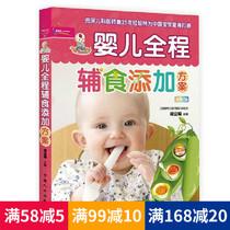 育儿百科全程指导备孕怀孕饮食书籍岁辅食添加与营养30孕妈妈营养食谱全书坐月子与新生儿护理怀孕胎教知识百科册正版4全套