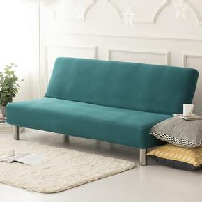 可折叠沙发床套罩定做无扶手1.8米通用弹力全包万能沙发笠套布艺