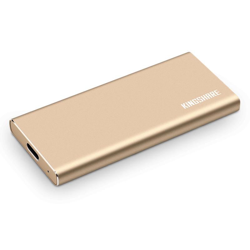 金胜S8Type-C 3.1接口高速固态移动硬盘120G/240苹果MacBook可用