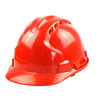 Hard hat thickening national standard abs construction site electrical construction construction engineering supervisor leading anti-mite helmet free printing