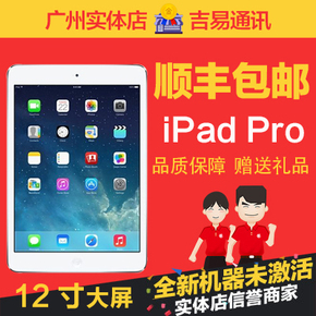 广州实体店Apple/苹果12.9寸 iPad Pro WIFI版(64G) 256G/512G